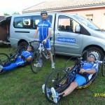 Championnat de France cyclisme à Mazeres