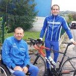 Handbike finale coupe de France Cofidis Annecy (74)
