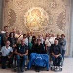 Visite du musée Gallo-Romain de Saint Romain en Gal .