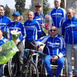 Les cyclistes de l'AS Handivienne dans les roues de la victoire!