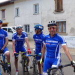 Les cyclistes de l'AS Handivienne confortent leur place sur le podium de la Coupe de France