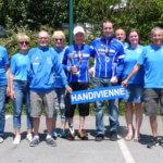 Championnats de France de cyclisme Handisportà Landaul