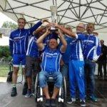 Les cyclistes de l'AS Handivienne à la hauteur de leurs espérances